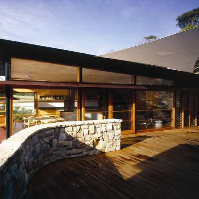 Australian Timber Design Awards Overall Award 2004