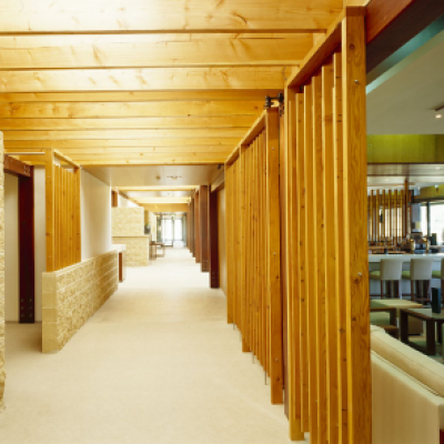 Public & Commercial Buildings – Timber Frame