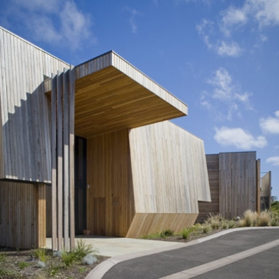 Australian Timber Design Awards Overall Award 2007