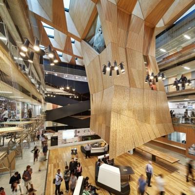 Grand Prix Winner - Australian Timber Design Awards 2015