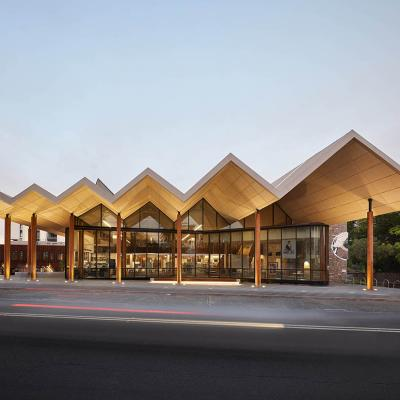 2020 - Australian Timber Design Award 2020