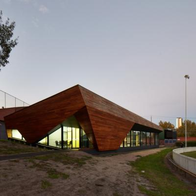 Port Melbourne Football Club Sporting And Community Facility 2