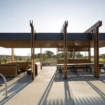 Excellence in Timber Design - Landscape