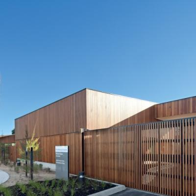 Australian Timber Design Award 2014