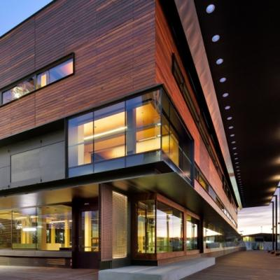 Excellence in Timber Design - Public or Commercial Buildings 2014