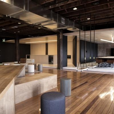 Excellence in Timber Design - Interior Fitout - Commercial 2014